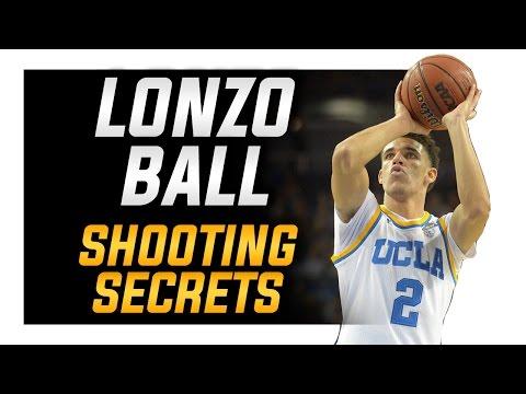 Lonzo Ball Shooting Form: Basketball Shooting Secrets