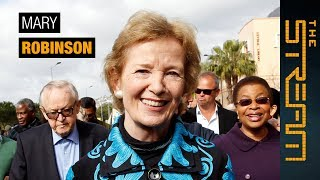 Interview: Mary Robinson's climate mission - ALJAZEERAENGLISH