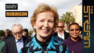 Interview: Mary Robinson's climate mission - ALJAZEERAENGLISH
