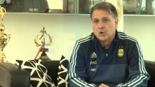 Martino cree que Argentina debe ganar la Copa América