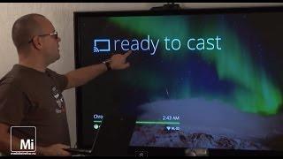 Google Chromecast.  Даешь YouTube каждому телевизору!