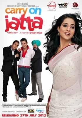 Carry on Jatta (2012) [Punjabi] SL DM - Gippy Grewal, Mahie Gill, Gurpreet Ghuggi, Binnu Dhillon, Jaswinder Bhalla, Karamjit Anmol, B N Sharma, Rana Ranbir