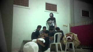 Harlem Shake versi ogoh-ogoh Bali