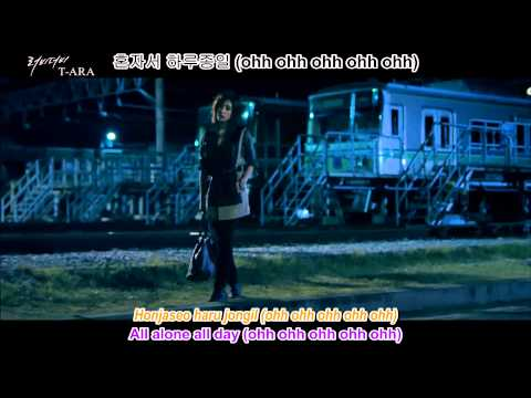 T-ara - Lovey Dovey (Story Ver.) MV [english sub + romanization + hangul] [1080p][HD]