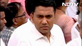 गोवा में मुख्यमंत्री बनने की रेस में सबसे आगे चल रहे बीजेपी नेता प्रमोद सावंत : सूत्र - NDTVINDIA