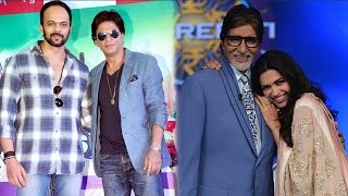 Shahrukh Khan t in Rohit Shetty's next film, Deepika Padukone gets a new name from Amitabh Bachchan