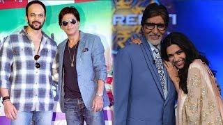Shahrukh Khan t in Rohit Shetty's next film, Deepika Padukone gets a new name from Amitabh Bachchan