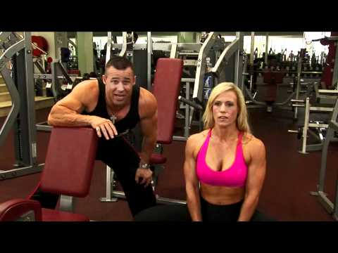 Womens Leg Exercises Giant Set 2