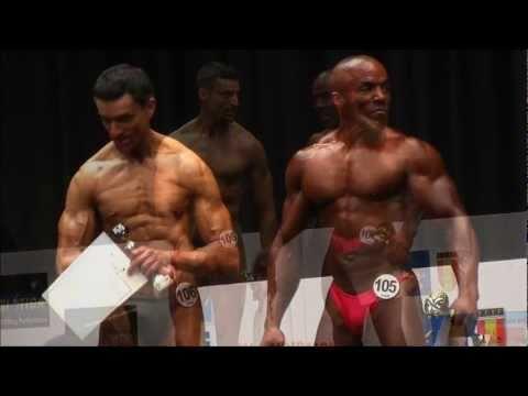 2011 IFBB European Master Bodybuilding