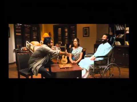 Mazhaneer Thullikal - Beautiful Malayalam Song - Jayasurya, Anoop Menon, Meghana Raj - By VK Prakash