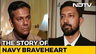 """""""I Will Not Die"""": Story Of Navy Braveheart Abhilash Tomy - NDTV"""