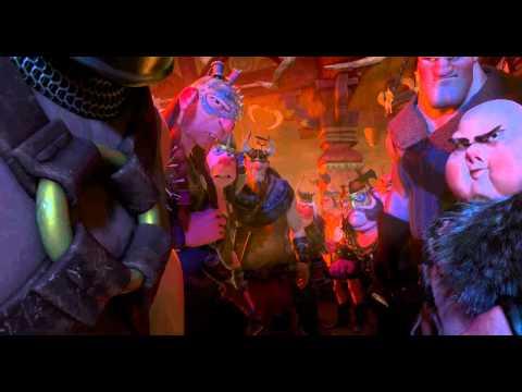 Rapunzel - L'intreccio della torre - Il bell'anatroccolo, clip dal film