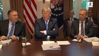 President Trump holds cabinet meeting | ABC News - ABCNEWS