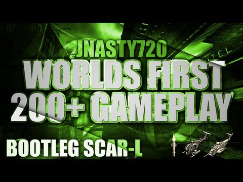 MW3: World's First 200 Kill Game - 207 Kills!!!