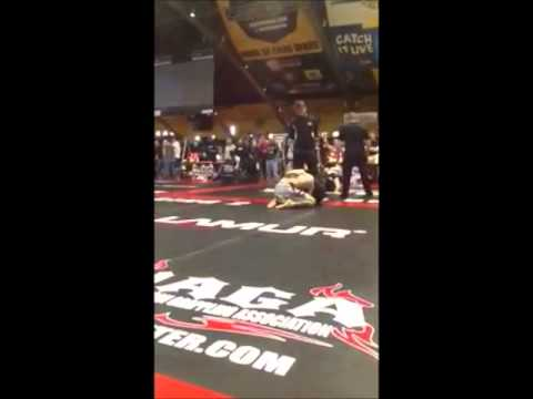 Jiu Jitsu Newton NJ - Franks Second Win - Newton Jiu Jitsu