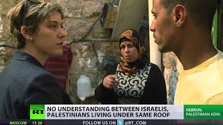 Israelis, Palestinians share house in Hebron, separated by brick wall - RUSSIATODAY