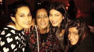 Watch: How Shruti Haasan celebrates her 29th birthday - BOLLYWOODCOUNTRY