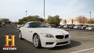 Counting Cars: A Pink BMW Z4 (Season 7, Episode 8) | History - HISTORYCHANNEL