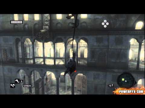 Assassin's Creed Revelations - Hagia Sofia Challenge (Holy Wisdom Trophy / Achievement Guide)