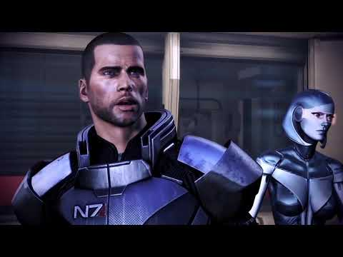 Трейлер Mass Effect 3: Leviathan