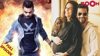 Virat Kohli shares poster of Trailer The Movie | Neha reveals why she kept pregnancy a secret & more - ZOOMDEKHO