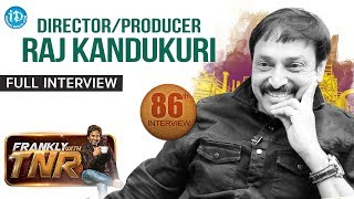 Frankly With TNR #86 - Full Interview || Talking Movies With iDream - IDREAMMOVIES