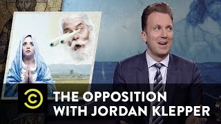 Abstinence-Only Sex Ed & The POTUS Prayer Shield - The Opposition w/ Jordan Klepper - COMEDYCENTRAL
