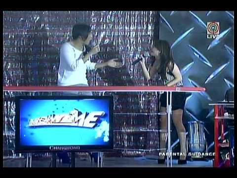 Show Time Vice Ganda & Kaye Abad Acting
