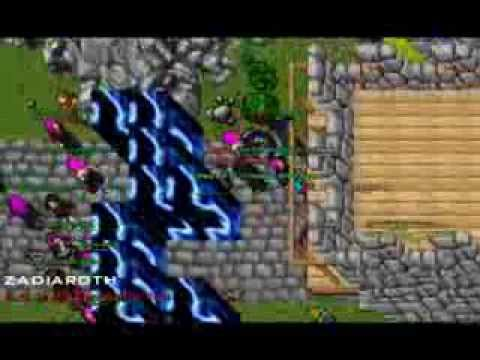Tibia Movie: Inferna the Movie - Part 1 of 2