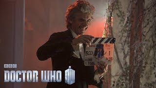 Peter Capaldi: The right time to leave - Doctor Who: Christmas 2017 - BBC One - BBC