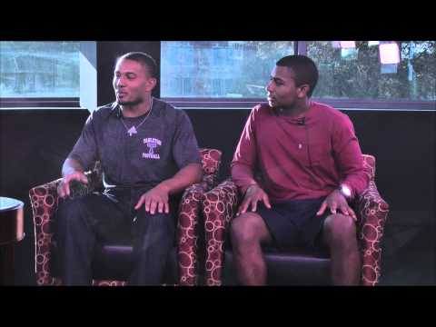 Texan News Sports - Brandon and Charles Moore