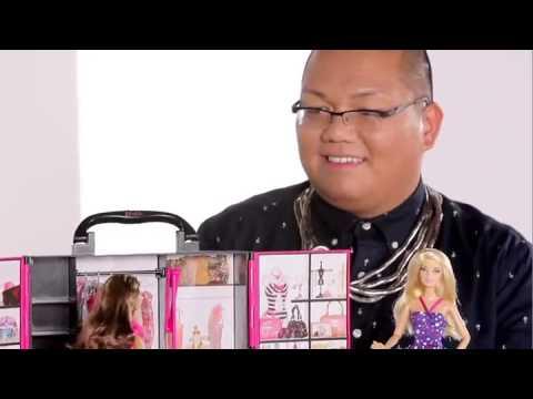 Tu quan ao bup be Barbie