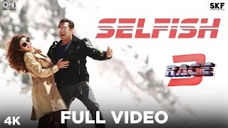 Selfish Full Song Video- Race 3 | Salman Khan, Bobby, Jacqueline, Daisy | Atif Aslam, Iulia, Vishal - TIPSMUSIC