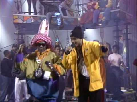 In Living Color - Heavy D & The Boyz Ft 2pac - Live Performance