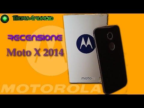 Motorola Moto X 2014: la recensione di Tecnoandroid
