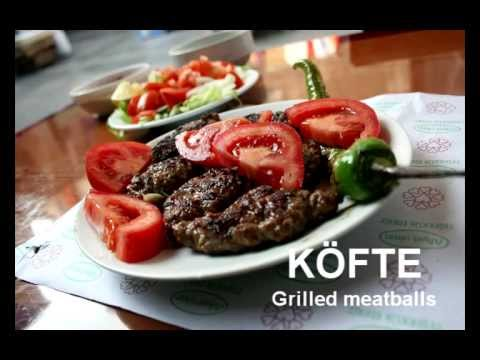 Turkish Culinary Guide - The Foods Of Istanbul