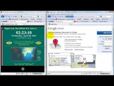 How To Get On Google First Page In 40mins! Live Video Proof!