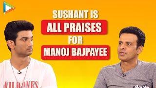While RGV was PARTYING, Manoj Bajpayee dozed off | Sushant Singh Rajput | Sonchiriya - HUNGAMA