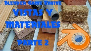 Tutorial nº 08:  Vistas y materiales /Nivel Principiante
