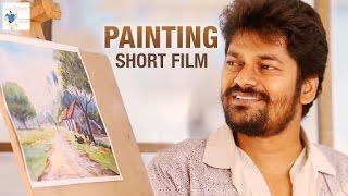 Painting Telugu Short Film | 2016 Latest Short Films | Yatra Genie Contest | Meheboob Basha Sha - YOUTUBE