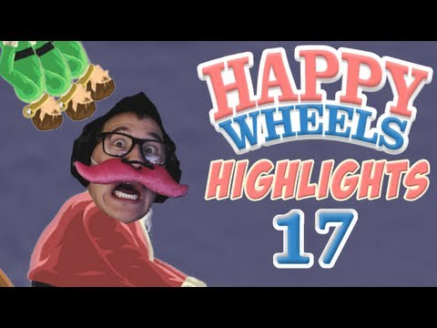 Happy Wheels Highlights #17