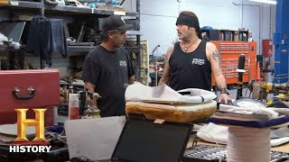 Counting Cars: Bonus: To Grommet or Not To Grommet? | History - HISTORYCHANNEL