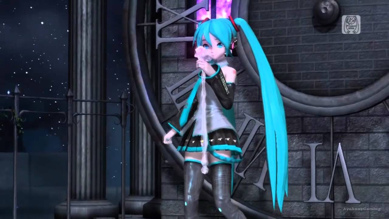 Hatsune Miku-Romio to Shinderera/Romeo and Cinderella