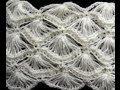 Crochet : Punto Abanico # 4
