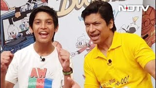 Shaan & His Son Shubh Recreate The 'DuckTales' Title Track - NDTV