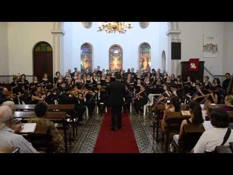 Culto da Reforma - Jesus alegria dos homens - Igreja Luterana de Rio Claro