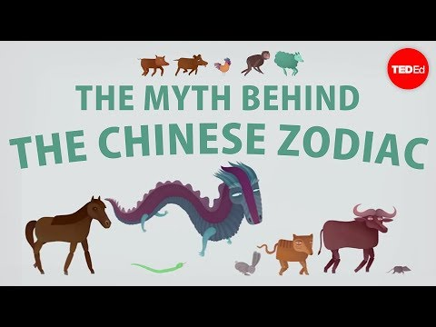 The myth behind the Chinese zodiac - Megan Campisi and Pen-Pen Chen