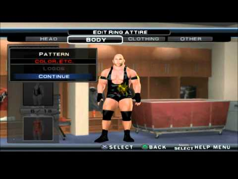 SVR SERIES RYBACK CAW FORMULA  PS2 HD