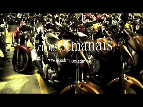 Leilao de Motos Destaques Junho 2010