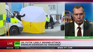 UK accuses Russia of Skripal incident but they had cases of lying in the past – OPCW representative - RUSSIATODAY